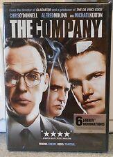 The Company (DVD 2007 2-Disc Set) RARE MINI SERIES WAR SPY THRILLER BRAND NEW