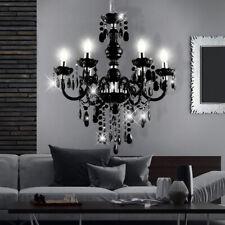 LED Kronleuchter Wohn Zimmer Hänge Lampe Lüster Decken Pendel Beleuchtung EEK A+