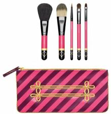 Authentic! MAC Nutcracker Sweet Basic Brush Set Kit + Cosmetic bag Brand New!