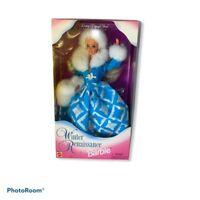 Vintage Winter Renaissance Barbie Evening Elegance Series Special Edition 1996