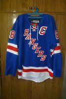 New York Rangers Reebok CCM NHL Authentic Jersey #68 Jaromir Jagr NY Hockey  Men