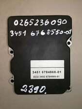 BMW 3 E90 ABS Pump and Control Module 0265236090 6768550 ✅WARRANTY #2390