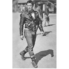 Marlon Brando as Johnny Strabler The Wild One Walking on Set 8 x 10 inch photo