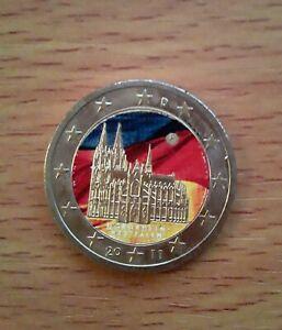 """2 euro couleur Allemagne 2011- """"Westfalen"""""""
