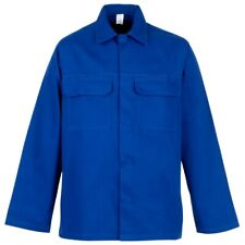 Size 4XL Supertouch Weld Tex Royal Blue Flame Retardant Cotton Jacket Welding