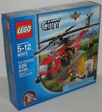 Lego City Fire Helicopter Set 60010 New & Sealed NISB