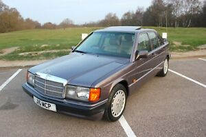 Mercedes Benz 190E 2.0 Automatic 1 OWNER ONLY 63K MILES