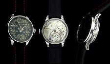 Landry Big Time handmade watch with antique Patek Philippe movement N 89949
