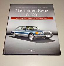 Mercedes-Benz S-Klasse W 126 - Limousine und Coupe - 1979 bis 1991!