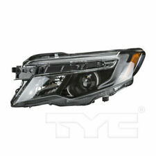 TYC 20-9716-80 NFS Certified LED Headlight L.Driver Honda Pilot &Ridgeline 16-19