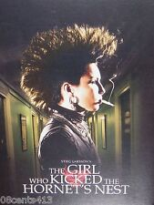 Replacement Disc For Dragon Tattoo Trilogy: Girl Who Kicked Hornets Nest (DVD)