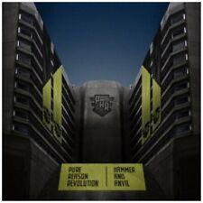 Pure Reason Revolution Hammer&Anvil CD+DVD New 2010