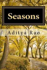 Seasons by Aditya Rao (2016, Paperback)