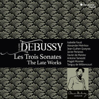Claude Debussy : Claude Debussy: Les Trois Sonates: The Late Works CD (2018)