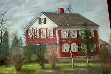 1952 New England Painting House  Mechanic Street Westerly Rhode Island  Waterman