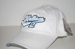 NASCAR Chase Authentics Women's Rusty Wallace # 2 Cap Hat