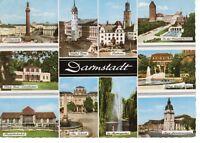 AK Ansichtskarte Darmstadt - 1966 ?