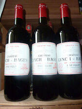 Chateau Lynch Bages 1998 Grand Cru (3 Bottles)
