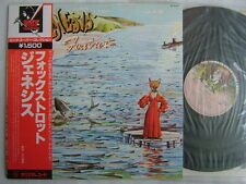 GENESIS FOXTROT / JAPAN WITH OBI