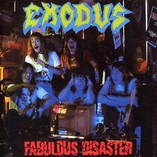 Exodus - Fabulous Disaster [New CD]