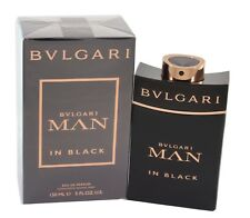 BVLGARI MAN IN BLACK 5.0 OZ/150 ML EDP SPRAY FOR MEN NEW IN A BOX BY BVLGARI