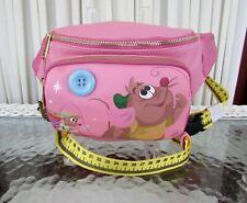 Disney Loungefly Cinderella Gus Gus Fanny Pack Hip Bag Purse NWT!