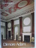 Dimore AdamPerosa sergioDe Agostini1981 documenti arte architettura nuovo 82