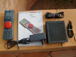 FLEISCHMANN CENTRALE DIGITALE MULTIMAUS 686701 + BOOSTER 680801 / TRANSFO 681301