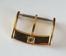 Zenith   16mm  Gold   buckle  complete   Genuine    Unused