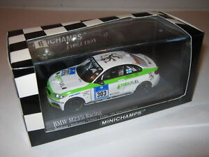 1:43 BMW M235i Osterlund ADAC 24 Hrs. Nürb 2014 Minichamps 437142403 Boxed New