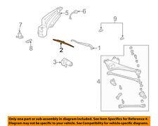 FORD OEM Wiper Washer-Windshield-Blade Left YF1Z17528AA