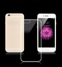 TPU Transparent Crystal Soft Silicone Gel Cover Case Skin for iPhone 6 Plus 5.5""