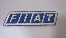 "FIAT Iron-On Automotive Car Patch 3.5"""