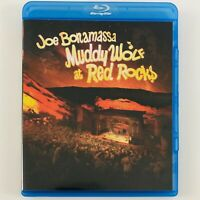 Joe Bonamassa: Muddy Wolf at Red Rocks - Live Concert (Blu-ray, 2015)
