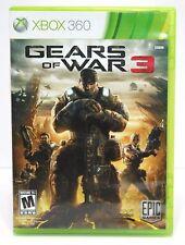 Microsoft XBOX 360 GEARS OF WAR III EPIC GAMES
