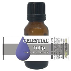 CELESTIAL ® TULIP THERAPEUTIC GRADE ESSENTIAL OIL ~ ANXIETY INSOMNIA CALM STRESS