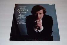 Andras Schiff~Mozart~Sonata in B Flat~Fantasie in C Minor~FAST SHIPPING
