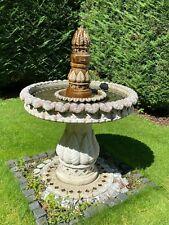 Gartenbrunnen Naturstein