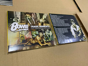 DAVID BOWIE 2 CD THE DIAMOND DOGS YEARS