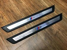 BMW NEW GENUINE 5 SERIES F10 F11 M SPORT DOOR ENTRY SILL STRIP RIGHT 8050054