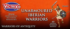 Victrix unarmoured ibérique guerriers 28mm vxa012