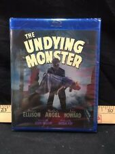 The Undying Monster Blu-Ray Bluray RC