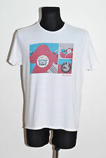 MENS BEN SHERMAN T SHIRT SHORT SLEEVED WHITE SIZE L LARGE