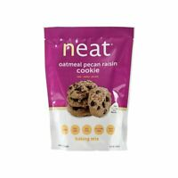 neat - Plant-Based - Oatmeal Pecan Raisin Cookie Mix (9.5 oz.) - 1, 3 or 6 Pack