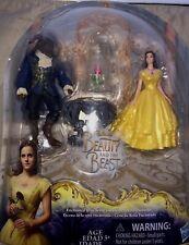 "Disney ""Beauty and the Beast"" Enchanted Rose Scene Figurine set, Brand New!"