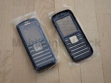 Original Nokia 6080 A - Cover | Frontcover | Oberschale in Schwarz Gold NEU
