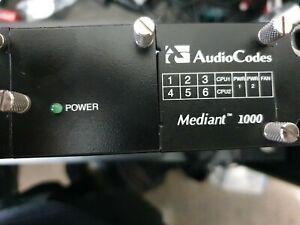 AudioCodes Mediant 1000
