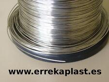 Un metro de hilo alambre de NiCrom Espesor de 1 mm - one meter nichrome wire