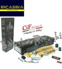 Molle Pistoni Ammortizzatori a Gas POSTERIORE 69 Cm 630 Newton in kit da 2 pezzi