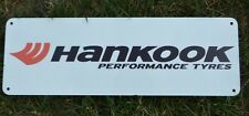 HANKOOK PERFOMANCE TYRE SIGN VENTUS DYNOPRO ADVERTISING LOGO TIRE SHOP